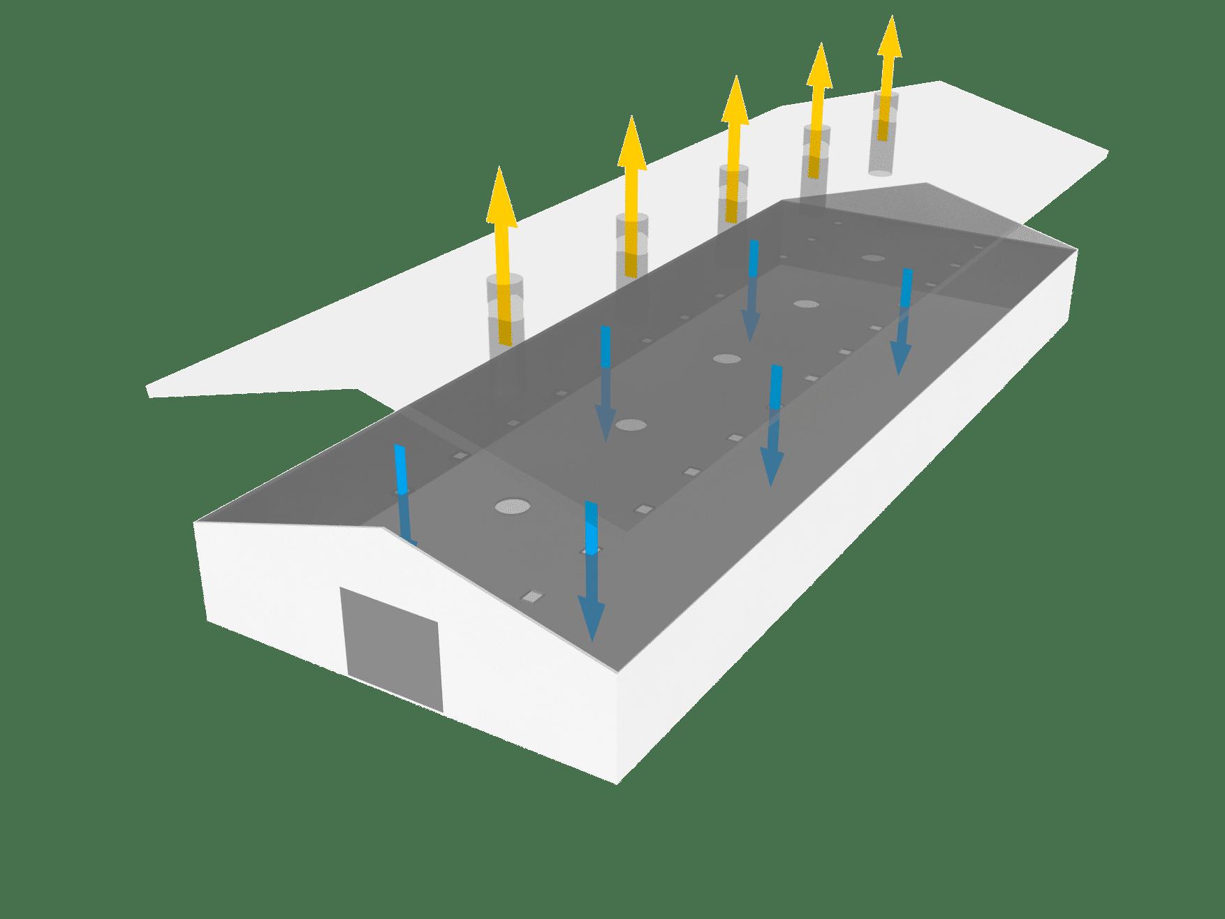 Ceiling Ventilation Concept - TPI-Polytechniek