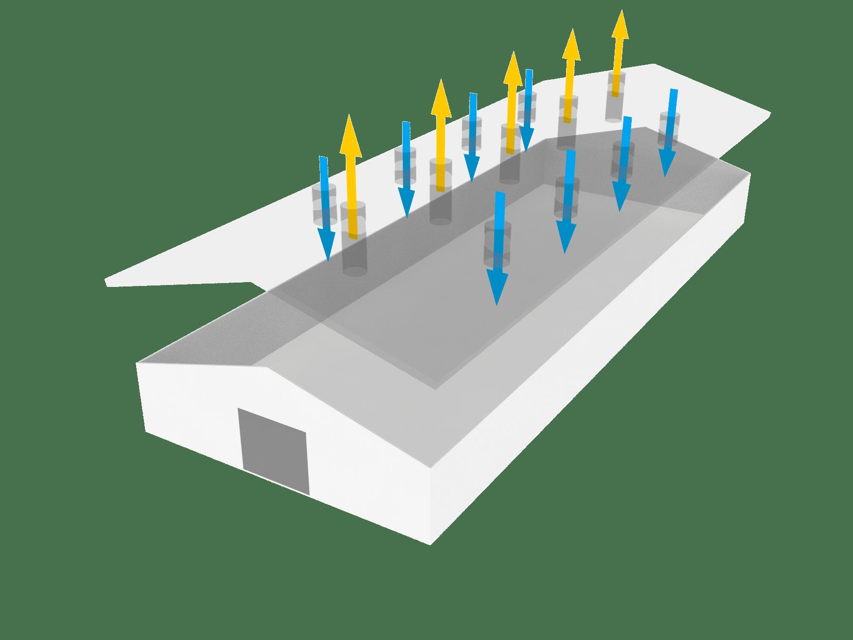 Chimney Ventilation Concept - TPI-Polytechniek