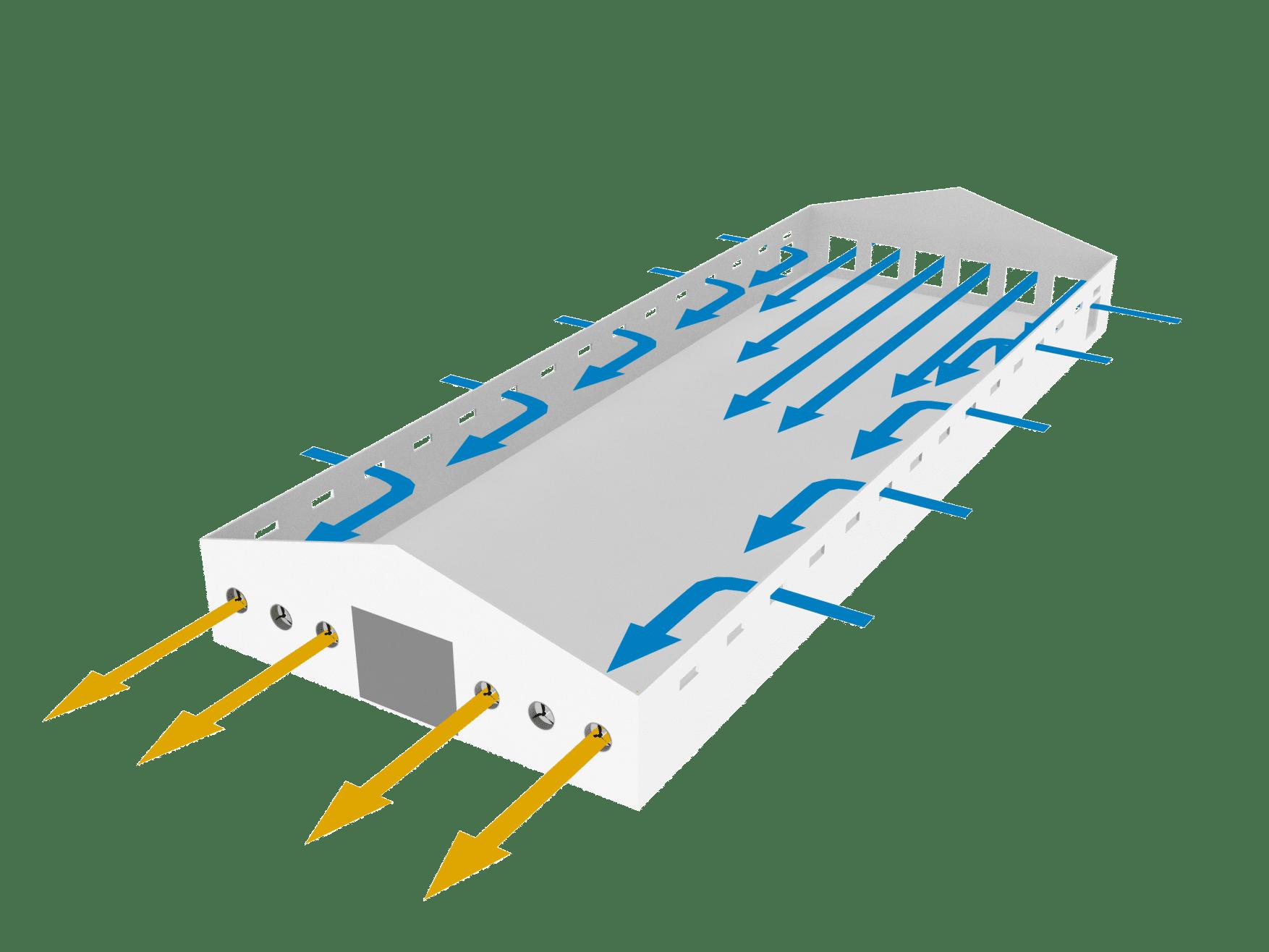 Combined Longitudinal and Tunnel Ventilation - TPI-Polytechniek
